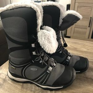 Keen Terradora Girl's Waterproof Winter Boot
